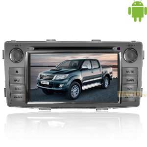 Штатная магнитола Toyota Hilux с 2012 Winca Android 4.0.3 I143 GPS DVD