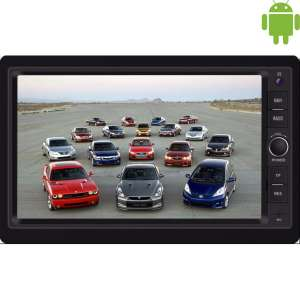 Универсальная магнитола 2DIN Carpad duos II DT-2001 Android 4.4.2