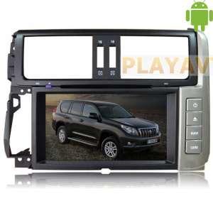 Штатная магнитола Toyota Prado 150 2009-2014 Carpad duos II Android 4.4.4