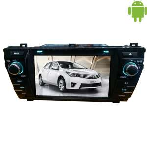 Штатная магнитола Toyota Corolla с 2013 года Carpad duos II Android 4.4.4