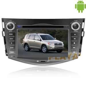 Штатная магнитола Toyota RAV 4  2006-2012 Carpad duos II 8 дюймов Android 4.4.4