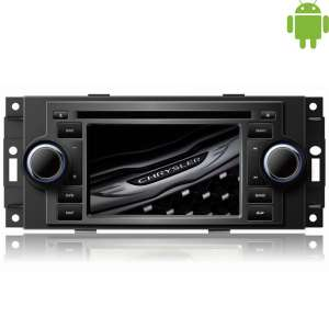 Штатная магнитола Chrysler 300C, Chrysler Aspen, Chrysler Sebring Winca S160 M206 Android 4.4.4
