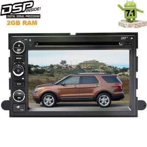 Штатная магнитола Ford Explorer, F150, F250 2005-2011 LeTrun 2006 Android 7.1.1 DSP