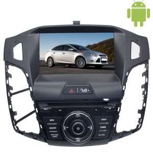 Штатная магнитола Ford Focus 3 ( 2011-2015 г )  LeTrun 1555 Android 4.4.4