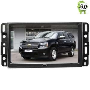 Штатная магнитола Chevrolet Tahoe LeTrun 1809 Android 6.0.1 Alwinner экран 8 дюймов