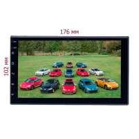 Магнитола 2 DIN универсальная LeTrun 3873 XY Android 10.x MTK-L 2+16 Gb ASP