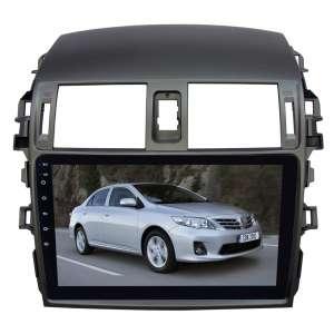 Штатная магнитола для Toyota Corolla 2007-2012 LeTrun 1859-2978 9 дюймов VT MP5