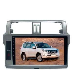 Штатная магнитола для Toyota Prado 150 2013-2017 гг. LeTrun 1864-2059 10 дюймов KD Android 8.x MTK 4G 2+16 Gb