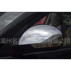 Накладка хром на зеркала 1383 для Geely X7