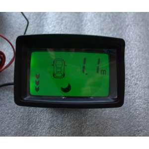 Парктроник LeTrun PT-058 ЖК дисплей беспроводной!