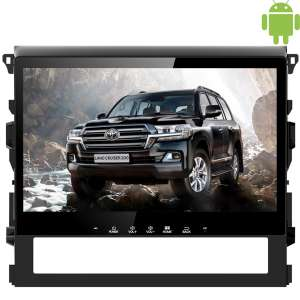 Штатная магнитола Toyota Land Cruiser 200 с 2016 года LeTrun 1671  Android 4.4.4 экран 10,2 дюйма