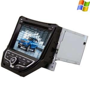 Штатная магнитола Changan CS35 GPS  LeTrun 1095