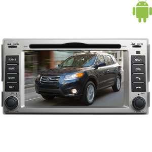 Штатная магнитола Hyundai Santa Fe до 2013 года Winca S160  M008 Android 4.4.4