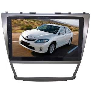 Штатная магнитола для Toyota Camry 2006-2011 года LeTrun 1882-2509 10 дюймов KD Android 8.x MTK 4G 2.5D 2+16 Gb