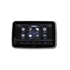 Навесной монитор на подголовник 10 дюймов LeTrun 1995 SD-USB Android 6.0.1