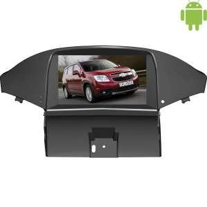 Штатная магнитола Chevrolet Orlando 1756 Winca M155 S160 Android 4.4.4
