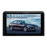 Штатная магнитола для Hyundai Sonata с 2017 года LeTrun 3810-3915 9 дюймов IN с 1DIN корпусом Android 10.x 6+128 Gb 8 ядер DSP